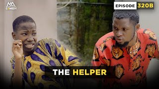 The Helper - Throw Back Monday (Mark Angel Comedy)