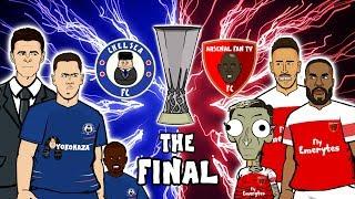 🔵CHELSEA Vs ARSENAL: The Final🔴 (Europa League Final Preview 2019)