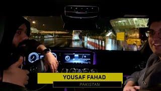 Positive feedback from Yousaf Fahad (Pakistan)