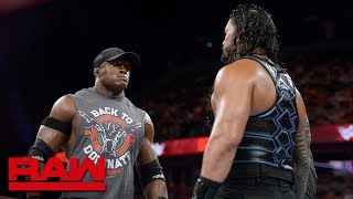 The Big Dog and the unstoppable Bobby Lashley put their differences aside as they take on The Revival in an impromptu match. Get your first month of WWE Network for FREE: http://wwenetwork.com