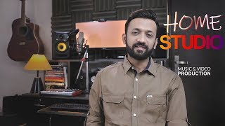 Home Recording Studio Setup For Beginners | India | Hindi