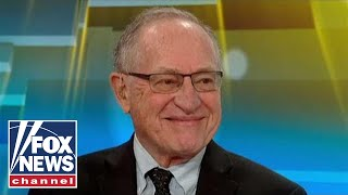 Dershowitz on DOJ deadline to turn in Russia probe docs
