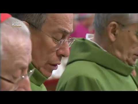 Messe avec les nouveaux cardinaux