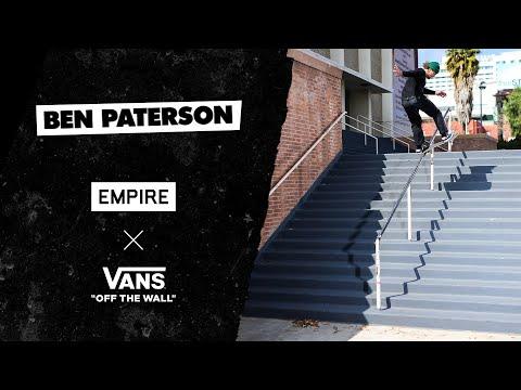 """Image for video Ben Paterson's """"Empire x Vans"""" Part"""