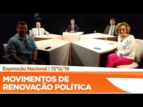 Expressão Nacional - Movimentos de Renovação Política