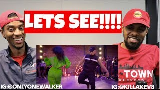 "6ix9ine, Nicki Minaj, Murda Beatz - ""FEFE"" Dance Choreography by Jojo Gomez REACTION 