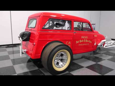 Video of '48 Hot Rod C/A Altered - CV6T