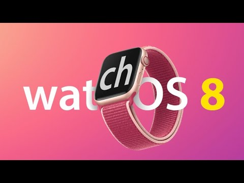 تفاصيل عن ساعة apple watch OS8
