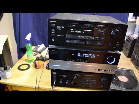 Onkyo TX-DS575 - AV receiver - 5.1 channel HIBÁTLAN MŰKÖDÉSSEL ELADÓ - 34900 Ft - (meghosszabbítva: 2912837525) Kép