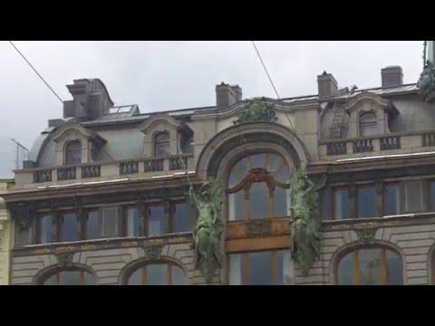 Дом книги (Дом Зингера) на Невском просп