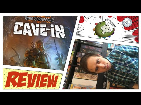 Star Scrappers: Cave-In Review