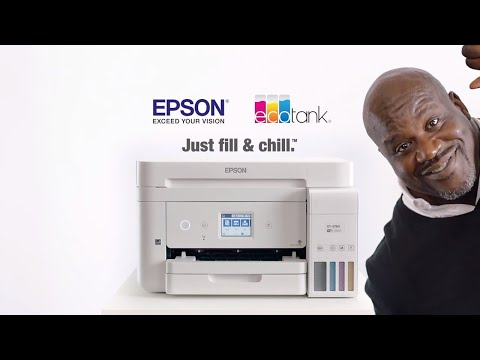 Shaq Says No More Cartridges