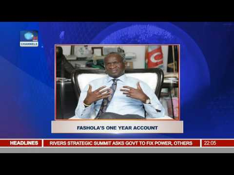 News@10: Buhari Leaves For Climate Change Summit 13/11/16 Pt. 1