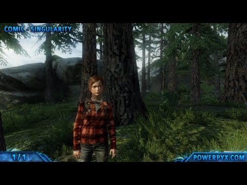 the last of us collectibles video guide. Black Bedroom Furniture Sets. Home Design Ideas