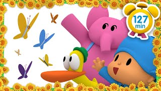 🌷POCOYO in ENGLISH - Spring is here! [ 127 minutes ] | Full Episodes | VIDEOS and CARTOONS for KIDS
