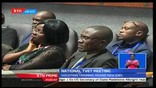 National TVET meeting focus towards skill based growth