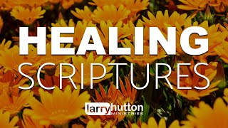 Healing Scriptures (Bible Verses With Music)