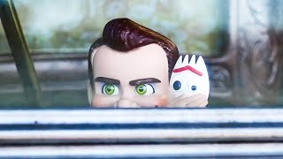Toy Story 4 All Trailers (2019) Disney Pixar HD