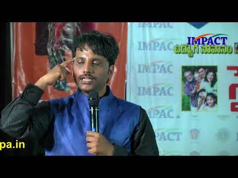 Digital Marketing | Sai Satish |TELUGU IMPACT Hyd Apr 2018-Part1