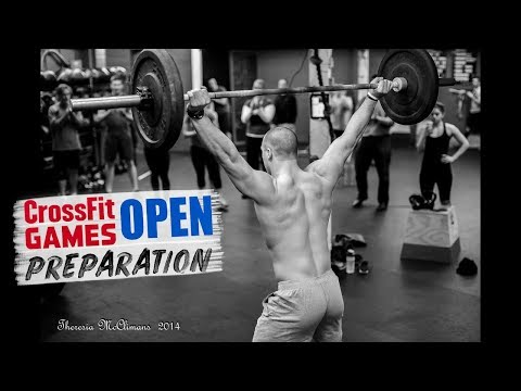 2019 CrossFit OPEN Tips & Advice – How to Prepare | Cole Sager