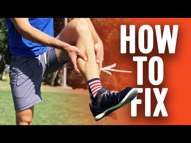 How to Fix Shin Splints (Yourself)