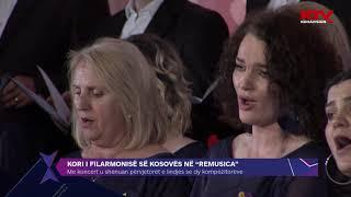 """Kori i Filarmonise se Kosoves ne """"ReMusica"""" 31 05 2019"""