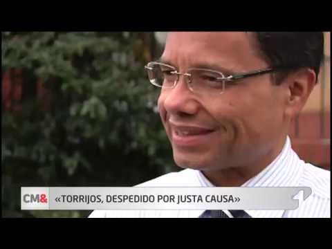 Vicente Torrijos renuncia a designación como nuevo director del Centro de Memoria Histórica