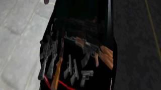 50 Cent Feat BlackChild- Gun Runners(IMVU)