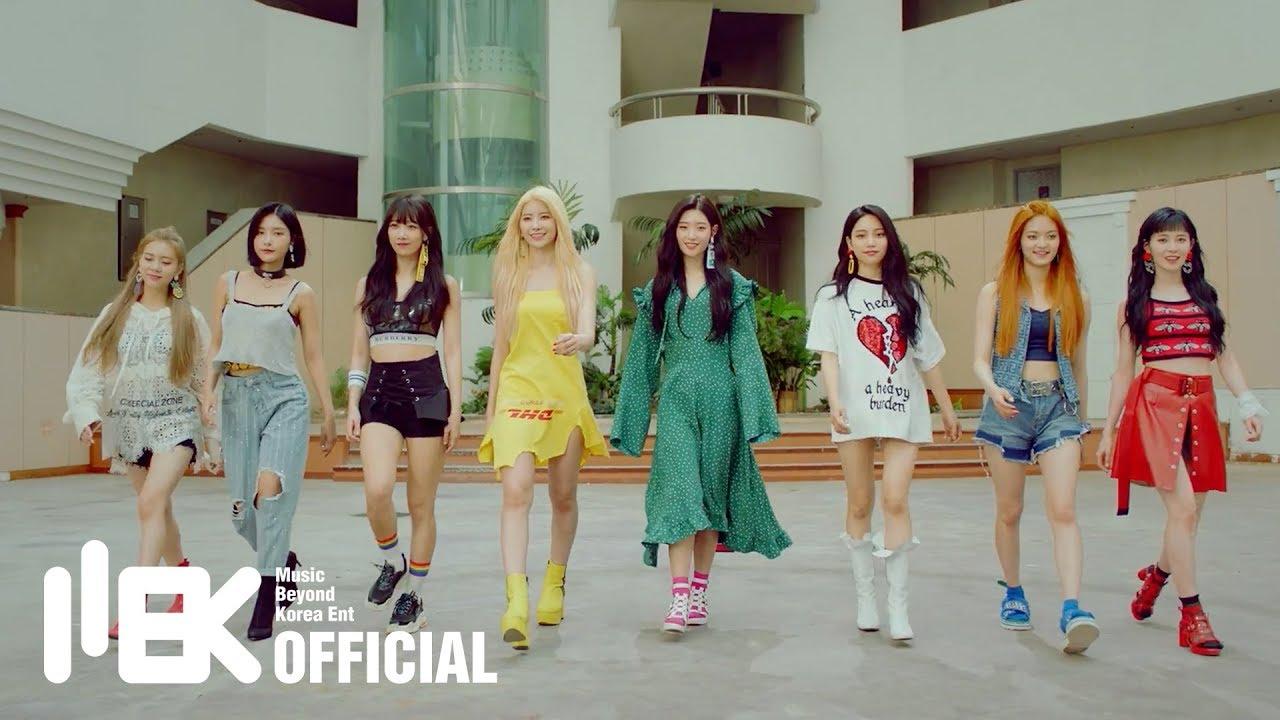 [Korea] MV : DIA - WooWoo