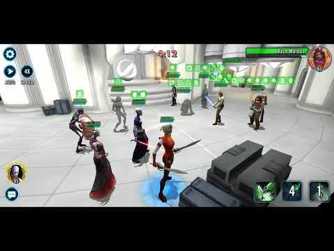 Mother Talzin Arena Viability — Star Wars Galaxy of Heroes