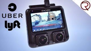 Great Dash Camera For UBER & Lyft Drivers - Eachpai X100 Dual Camera Review