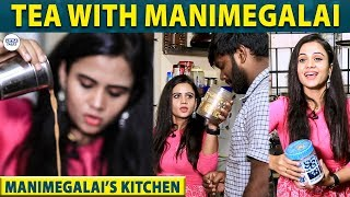 How not to make Tea with VJ Manimegalai | KPY Champions Season 2 | LittleTalks