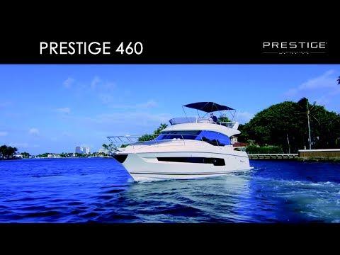 Prestige 460 Flybridgevideo