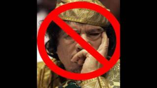 Ibn Thabit-Gaddafi The Coward