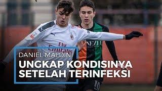 Setelah Dinyatakan Positif Covid-19, Begini Kondisi Pemain Masa Depan AC Milan Daniel Maldini