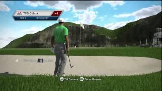 Live Tiger Woods W/Syphax And Cobra - Greek Isles Failing