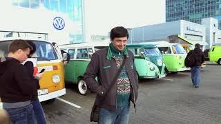 Машина времени.  3 серия.  Встреча клуба Volkswagen.  Тест драйв
