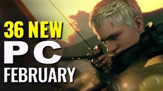 PC Playscore Scoop February 2018    36 Best New PC games reviewed