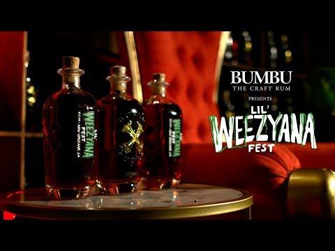 Bumbu Presents: Lil WeezyAna Fest 2019