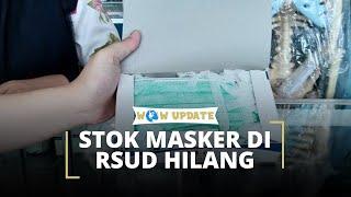 Stok Masker Di RSUD Pagelaran Cianjur Hilang, Polisi Lakukan Penyelidikan