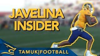 Javelina Football Insider TAMUK vs TAMUC