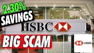 Is The HSBC Direct Savings Bank Account A Scam 2.30% APY
