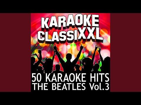 Mailman Bring Me No More Blues (Karaoke Version) (Originally Performed By The Beatles)