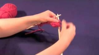 Knit 1, Purl 1 Rib