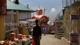 Kali Bari Temple in Shimla, Himachal Pradesh