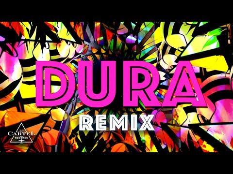 Dura (Remix) - Daddy Yankee Ft Bad Bunny, Natti Natasha y Becky G