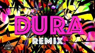 Dura (Remix) - Daddy Yankee feat. Bad Bunny, Becky G y Natti Natasha (Video)