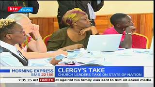 NCCK calls for constitutional amendments to ensure Kenyans do not feel left out of electoral process