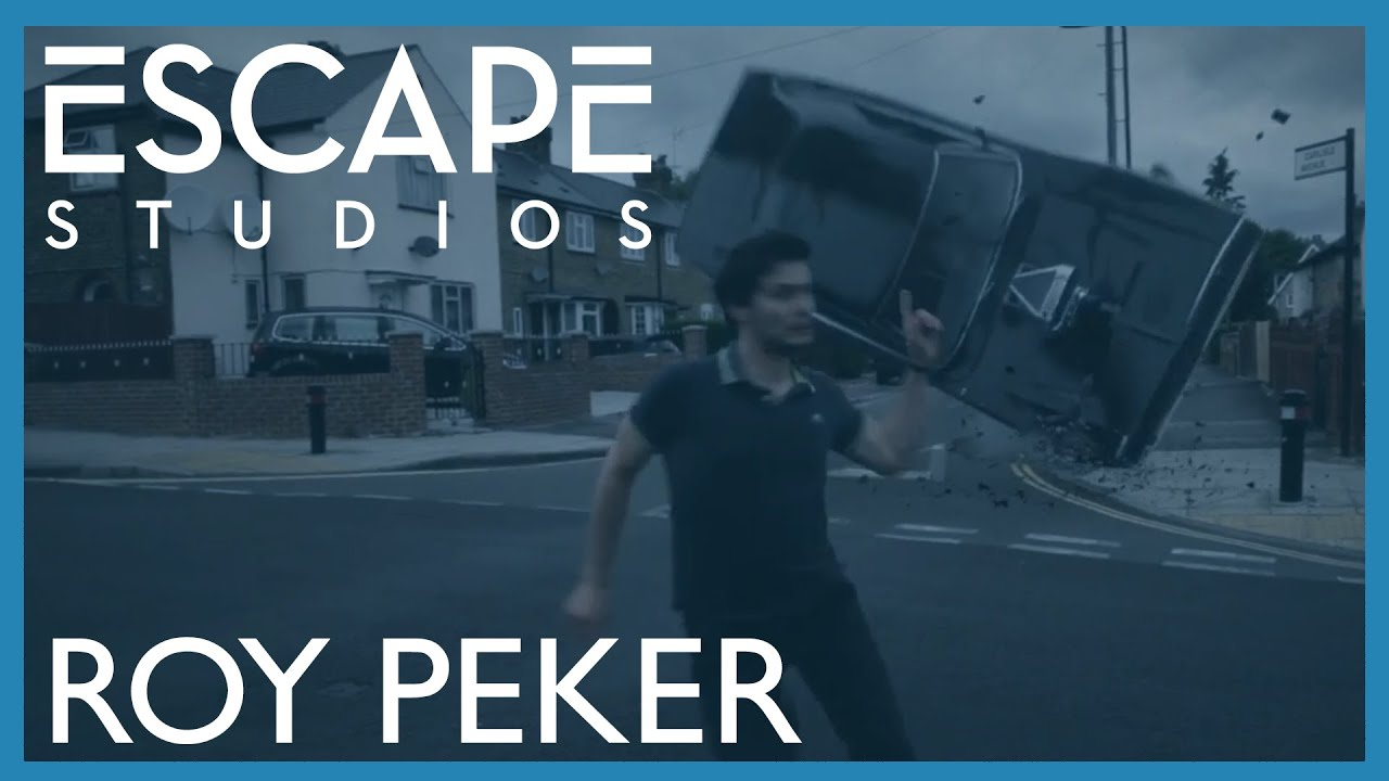 Escapee Showreels - Roy Peker