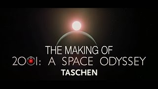 Unboxing: Taschen Books Making of Stanley Kubrick's 2001: A Space Odyssey